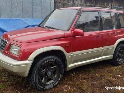 używany Suzuki Vitara 2.0