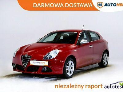 używany Alfa Romeo Giulietta DARMOWA DOSTAWA Podg.fotele, PDC, Klima auto, multifunkcja, historia