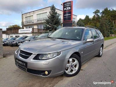używany Saab 9-5 2dm 150KM 2006r. 330 000km