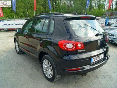 używany VW Tiguan 2dm3 140KM 2009r. 190 000km R-Line 4 Motion Manual ! Full Opcja ! Serwis ! po Opłatach !