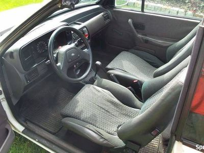 używany Ford Escort Cabriolet mk4 xr3i