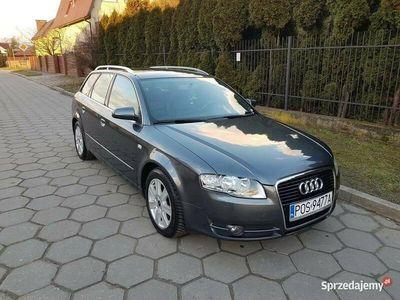 używany Audi A4 B7 Avant, 2.0 140 KM, 2008r., Zarej. PL, Stan BDB !!