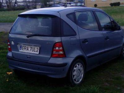 używany Mercedes A170 CDI