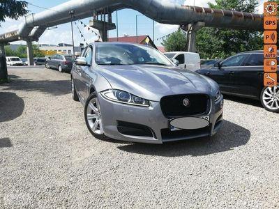 używany Jaguar XF 3dm3 240KM 2012r. 206 000km z klasą!