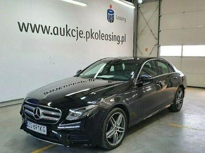 używany Mercedes E220 2dm 195KM 2018r. 62 354km