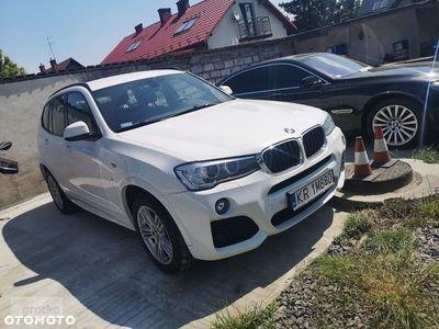 używany BMW X3 II (F25) salon Polska, M Pakiet (10)