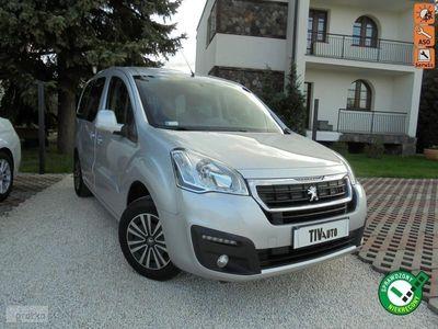 używany Peugeot Partner BEZWYPADKOWY 1.6BlueHDI LIFT LEDY Salon Serwis w ASO Cena netto+VAT II (2008-)