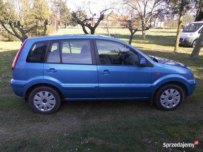 używany Ford Fusion 2010r. 1.4 benzyna- 80km- klimatyzacja