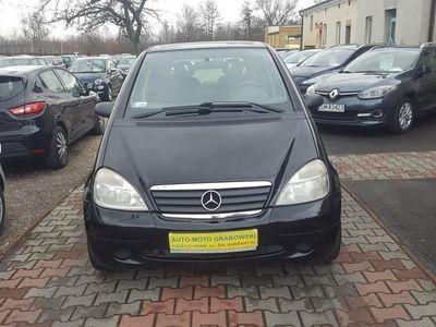 używany Mercedes A140 Klasa A W168Classic, Częstochowa