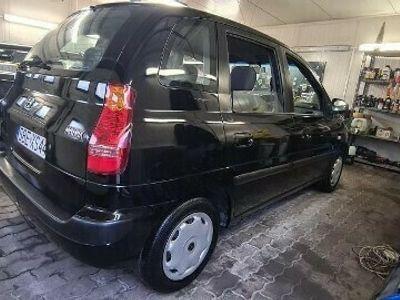 używany Hyundai Matrix Śliczny 1.6 benzyna 103KM bez grama rdzy