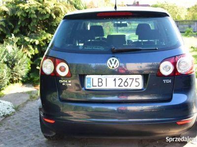 używany VW Golf V plus niski przebieg 2008 rok