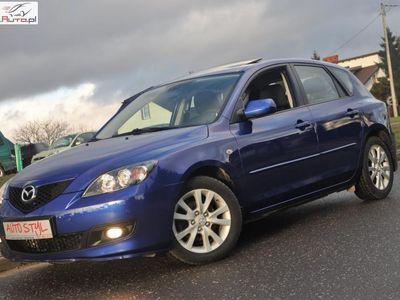 używany Mazda 3 1.6 1.6 Benz 105 KM ! Klimatronic, Alu, Elektryka Super STAN od Niemca !