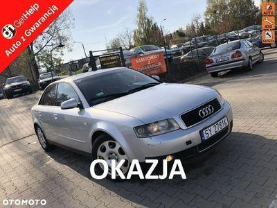 używany Audi A4 2dm 131KM 2002r. 211 680km