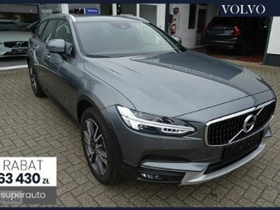 używany Volvo V90 CC 2.0 D5 AWD (235KM)   PRO   + Seat + Park Assist + Ligh