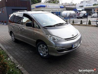 używany Toyota Previa 2.4 benz lub zamiana