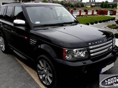 używany Land Rover Range Rover Sport 2.7 HSE Bi xenon 4x4 Monitory D
