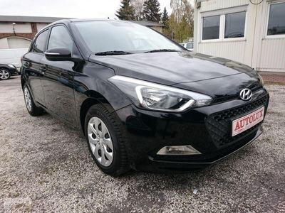 używany Hyundai i20 1.2dm3 75KM 2015r. 21 000km ABS automatyczna klima.