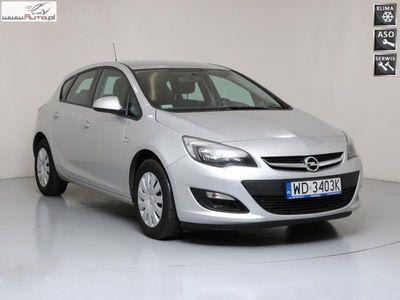 używany Opel Astra 1.6dm3 110KM 2015r. 94 869km WD3403K ! Enjoy ! Serwisowany ! Faktura VAT 23% !