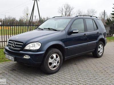 używany Mercedes ML270 Klasa ML W163CDI