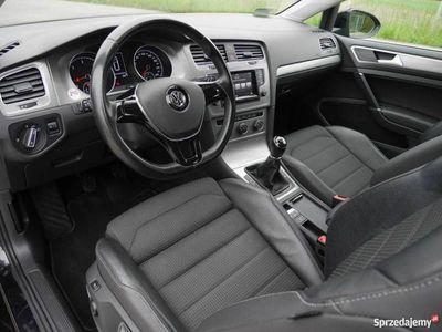 używany VW Golf VII 2.0TDI 150KM Kombi VAT 23% Brutto -ASO Serwis -FILM VIDEO -Zobacz