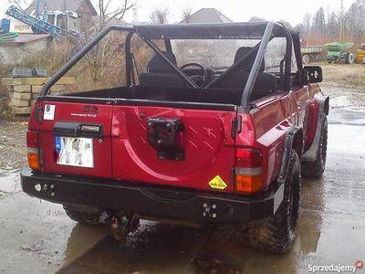 używany Nissan Patrol 1995r. Diesel 2,8