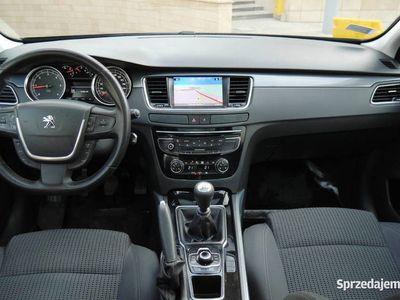 używany Peugeot 508 2.0 hdi 2014 rok