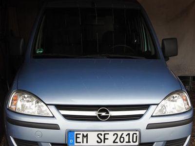 używany Opel Combo CNG sprowadzony