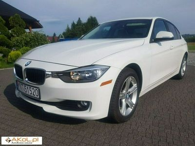 używany BMW 320 2dm 184KM 2014r. 54 316km