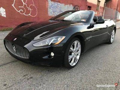 używany Maserati Granturismo GranTurismo4.7 V8 benz. 444KM autom. 2013