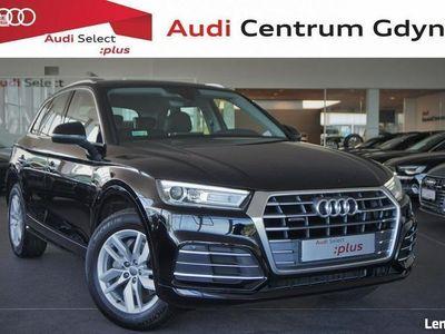 używany Audi Q5 2,0TDI, FV23%, Sline, Alcantara, Auto Hold, Klima 3-strefy