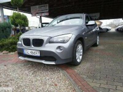 używany BMW X1 I (E84) NAVIGACJA/ 6-BIEGÓW/ TEMPOMAT