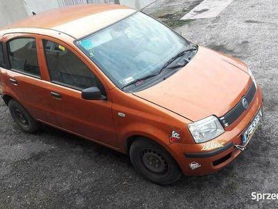 używany Fiat Panda 1.1 2007