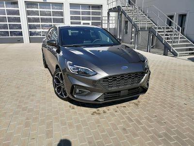 używany Ford Focus 1.0 EcoBoost 125 KM, M6 ST Line 5D Mk4 (2018-)