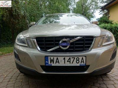 używany Volvo XC60 XC60 2.4dm3 215KM 2012r. 150 000kmSummum, f-ra VAT,automat, 4x4, D5, zadbany