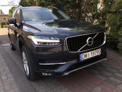 used Volvo XC90 2dm 235KM 2016r. 117 070km