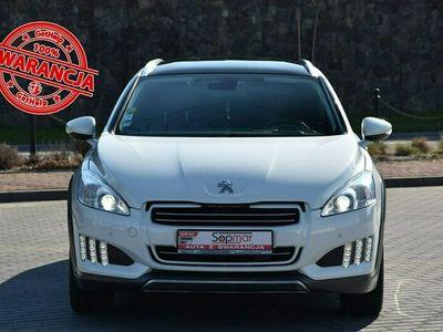używany Peugeot 206 508 RXH 2dm 200KM 2012r.000km