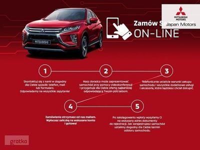 używany Mitsubishi Outlander III rabat: 24% (34 900 zł) Premium używane - Wyprzedaż aut pracowniczych