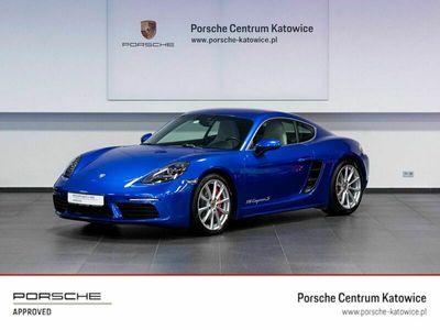 używany Porsche 718 Cayman S