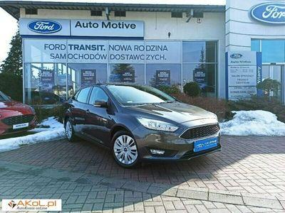 używany Ford Focus 1.6dm 125KM 2017r. 23 859km
