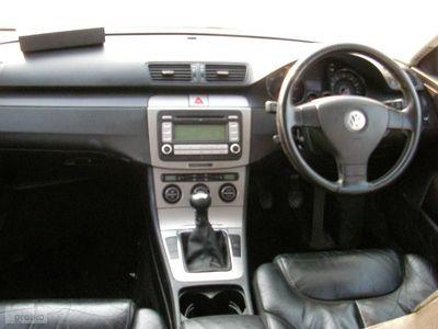 used VW Passat B6
