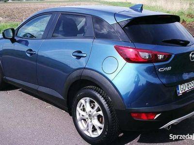 używany Mazda CX-3 2,0 B salon,serwis PL