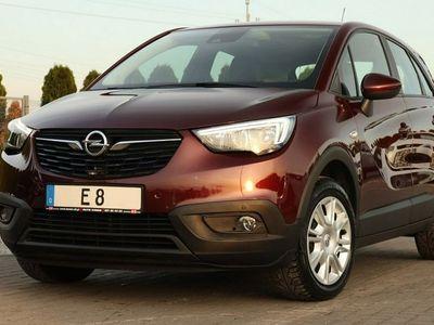 używany Opel Crossland X 1.2dm 110KM 2018r. 11 000km