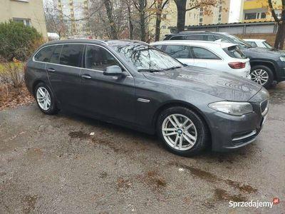 używany BMW 520 dx 190km