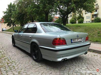 używany BMW 735 e38 i Hamann Alpina LPG Zamiana