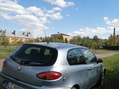 używany Alfa Romeo 147 2.0 selespeed (150 KM benzyna 2001)