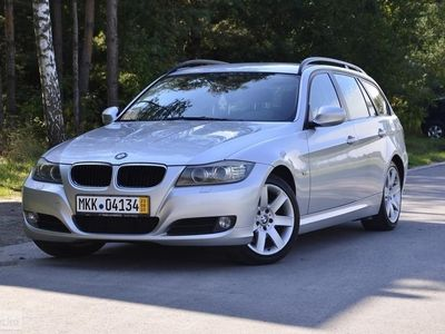 używany BMW 318 SERIA 3 d LCI Lift 143PS BiXenon Navi ALU Tempomat Hak
