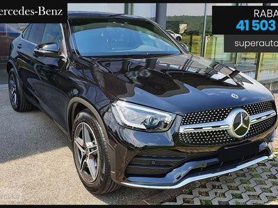 używany Mercedes 220 Klasa GLC Linia AMG 2.04M (194KM) | Pakiet Premium + Burmester Surround