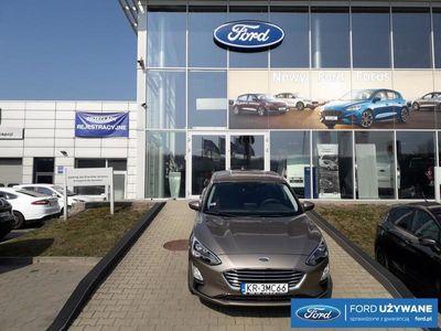 używany Ford Focus Titanium Business