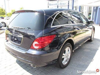 używany Mercedes R350 W 251 R-klasaAMG long xenon harman