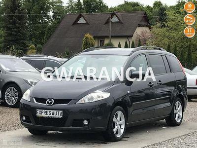 używany Mazda 5 1.8dm 115KM 2006r. 145 000km